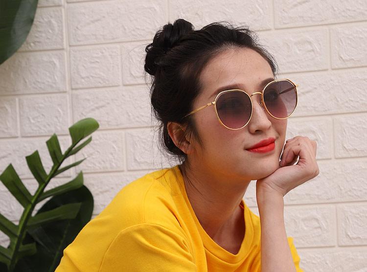 咖啡色太陽眼鏡